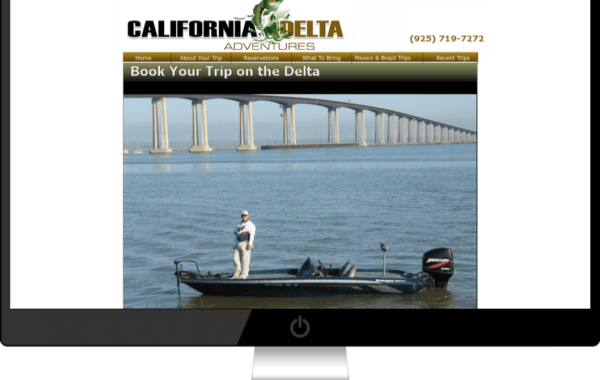 California Delta Fishing Adventures